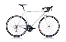 Serious Col de Pillon white glossy